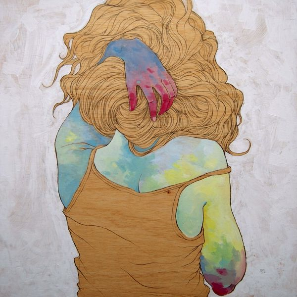muses by Conrad Roset