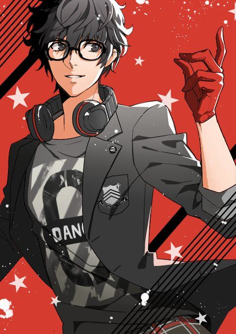 Persona 5 / dancing star night | Persona | Pinterest | Star night Persona and Star