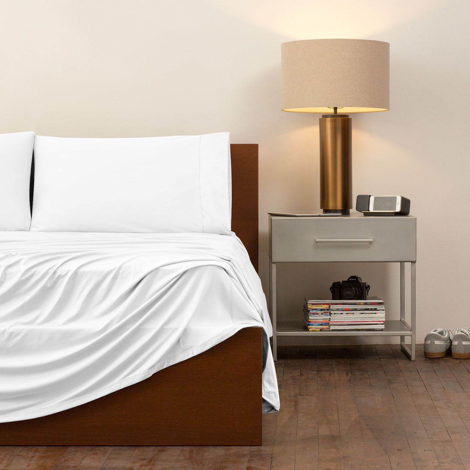 Original Performance Collection White Best Cooling Sheets