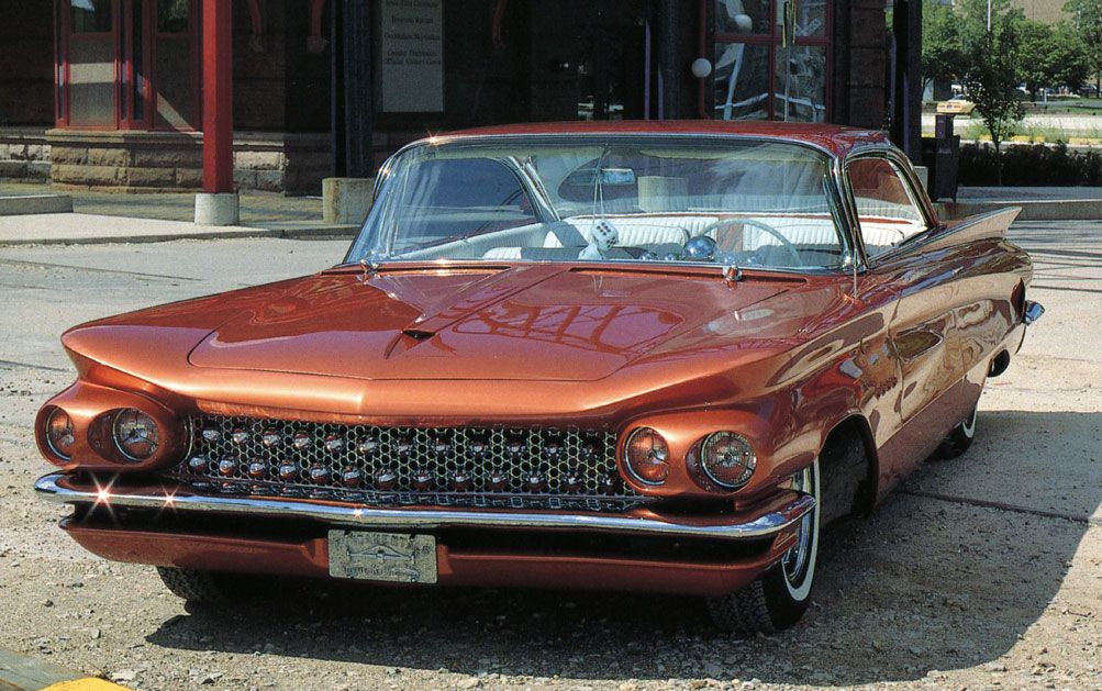 1960 buick custom - Google Search Maintenance of old vehicles: the ...