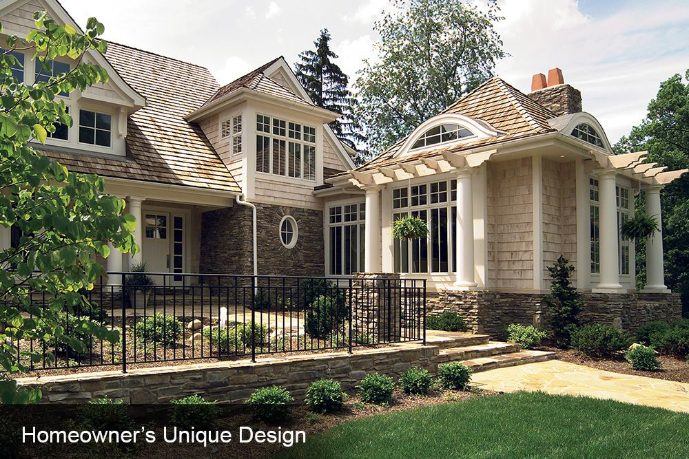Best Schumacher Homes America S Largest Custom Home Builder Exterior House Exterior Custom Home 400 x 300