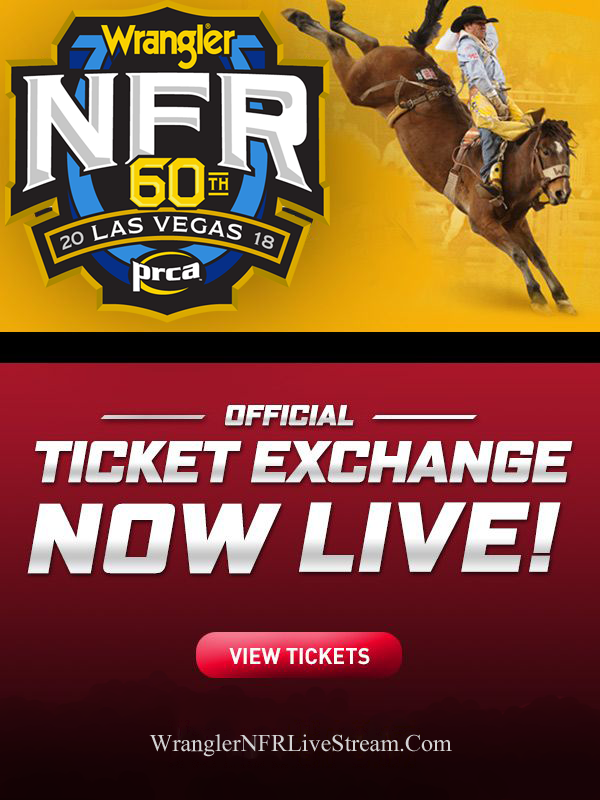 Pin by WNFR Live on Wrangler NFR 2018 Live Nfr, National