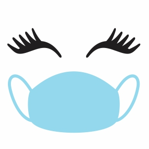Lady Fashion Face Mask Download All Types Of Vector Art Stock Images Vectors Graphic Online Today Wide Range Of V Graduation Signs Mask Cricut Projects Vinyl