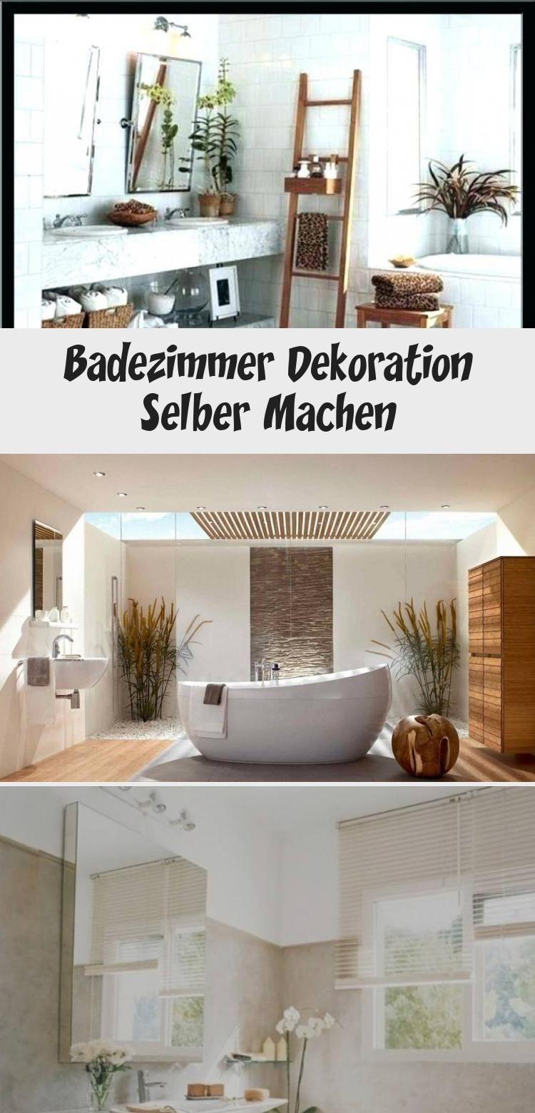 Badezimmer Dekoration Selber Machen  Dekoration, Badezimmer dekor