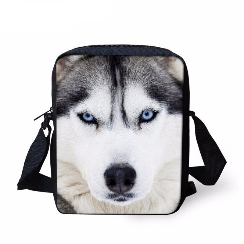 Husky Shoulder Bag - Ydontu