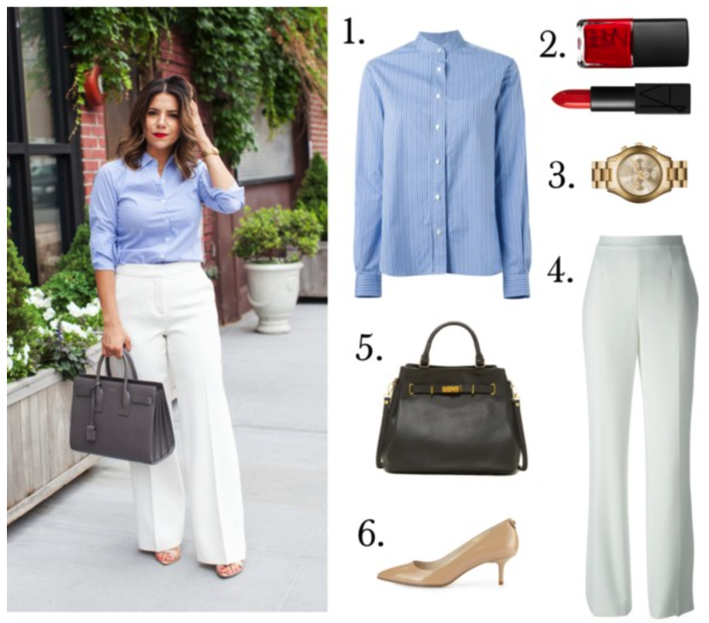 Pinterest Stylist: Relaxed Summer Chic