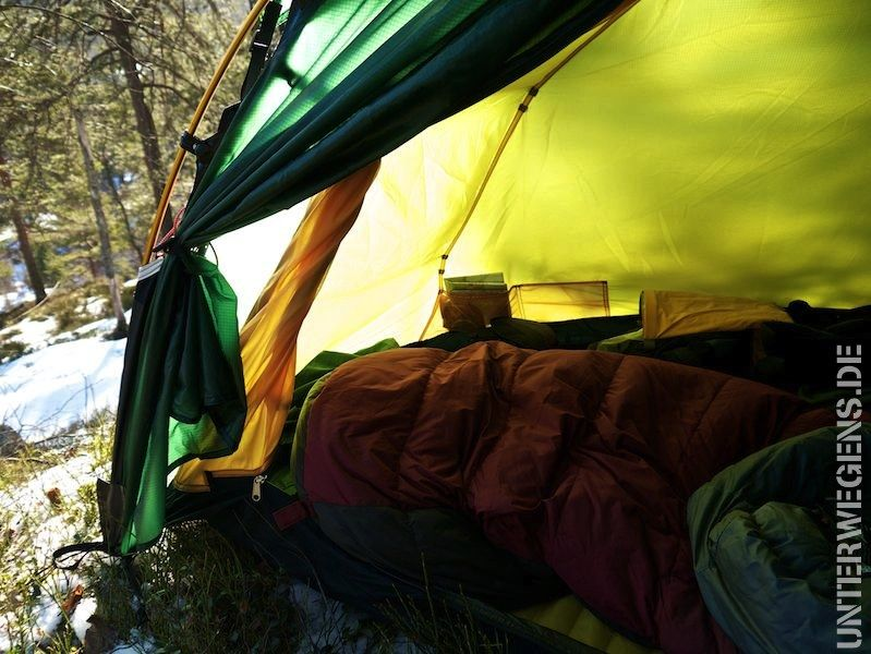 Inside of the Hilleberg Soulo & Inside of the Hilleberg Soulo | my Tents | Pinterest | Tents