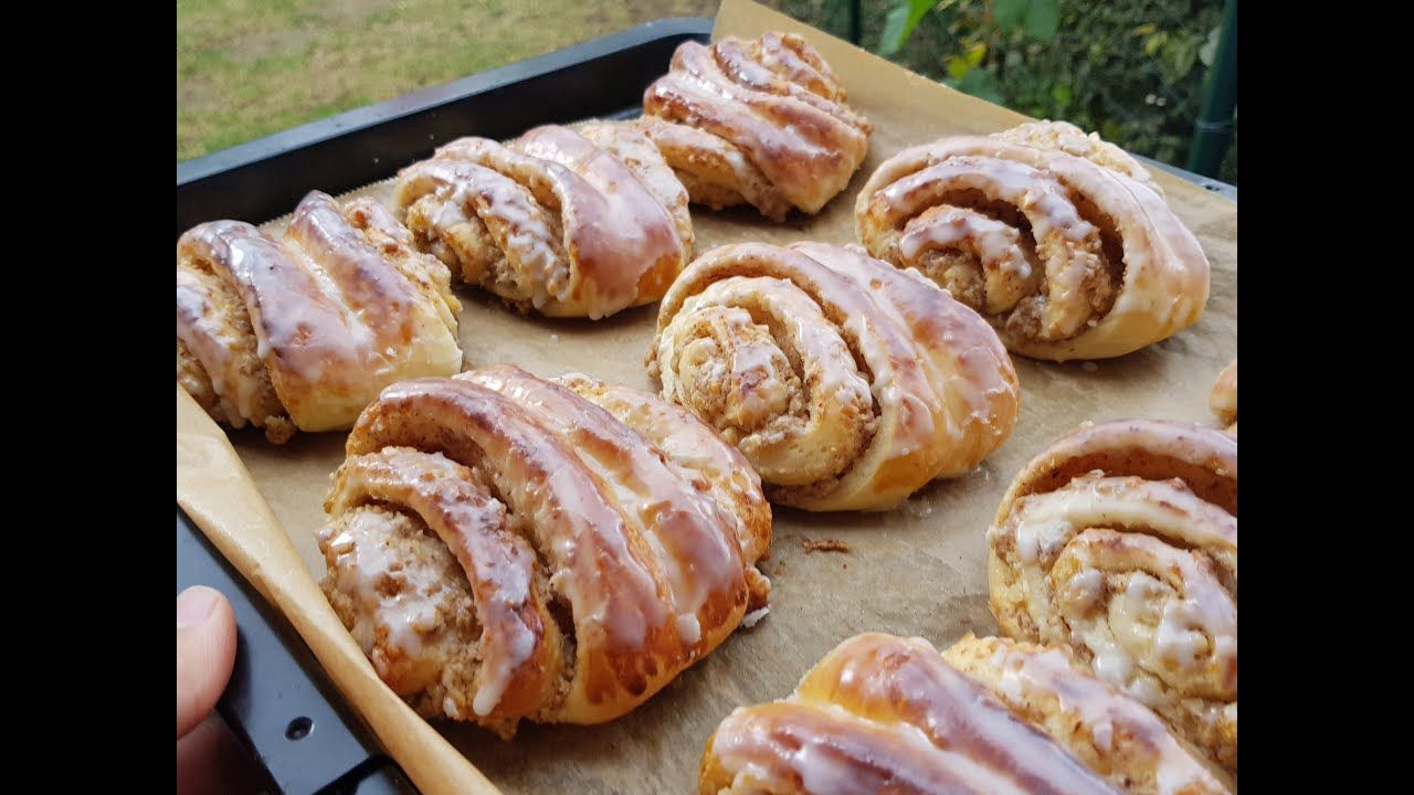 Perfekter Nuss Gebäck / wie aus der Bäckerei P&S Backparadies