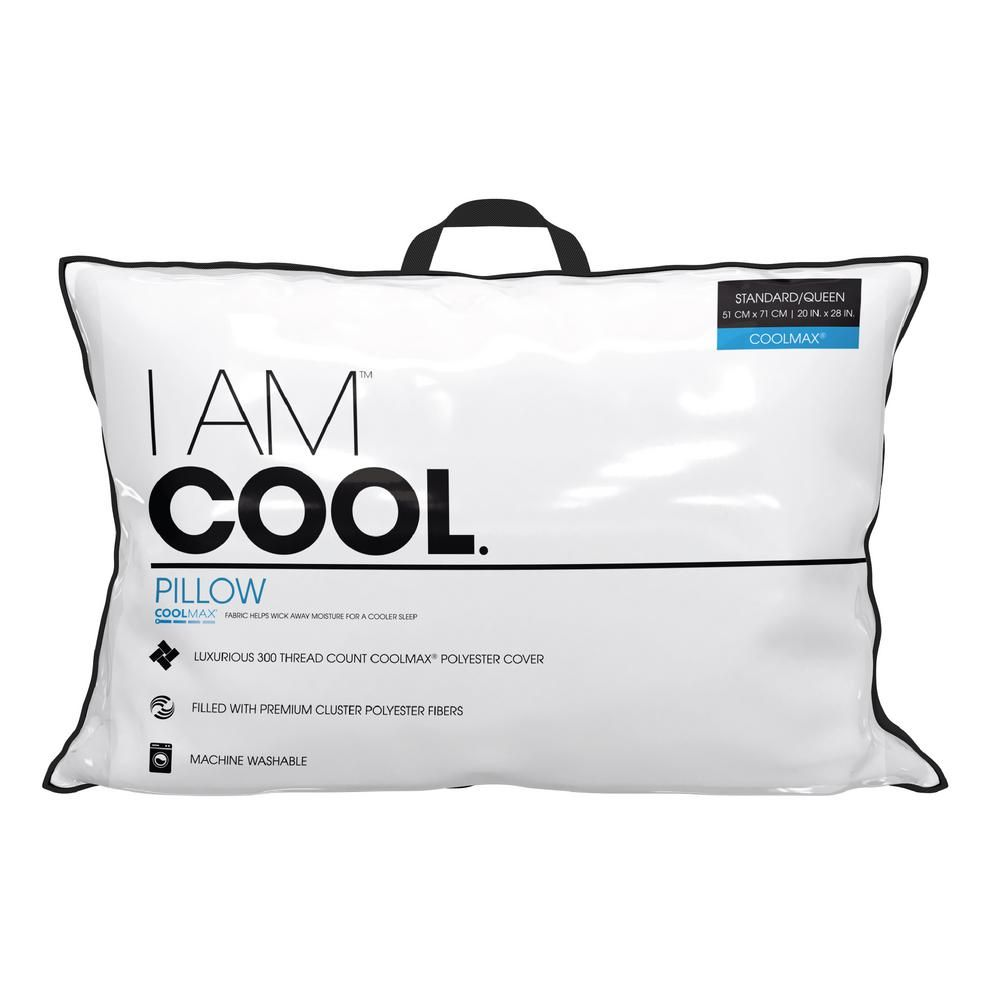 I Am Cotton Down Alternative Standard Pillow 96435 The Home