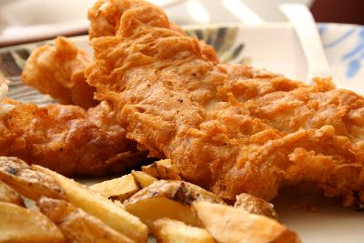 Cheticamp Supper Club: Recipe Monday - English Fish & Chips