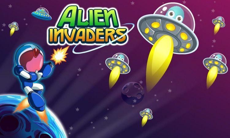 Play Run Alien Invader