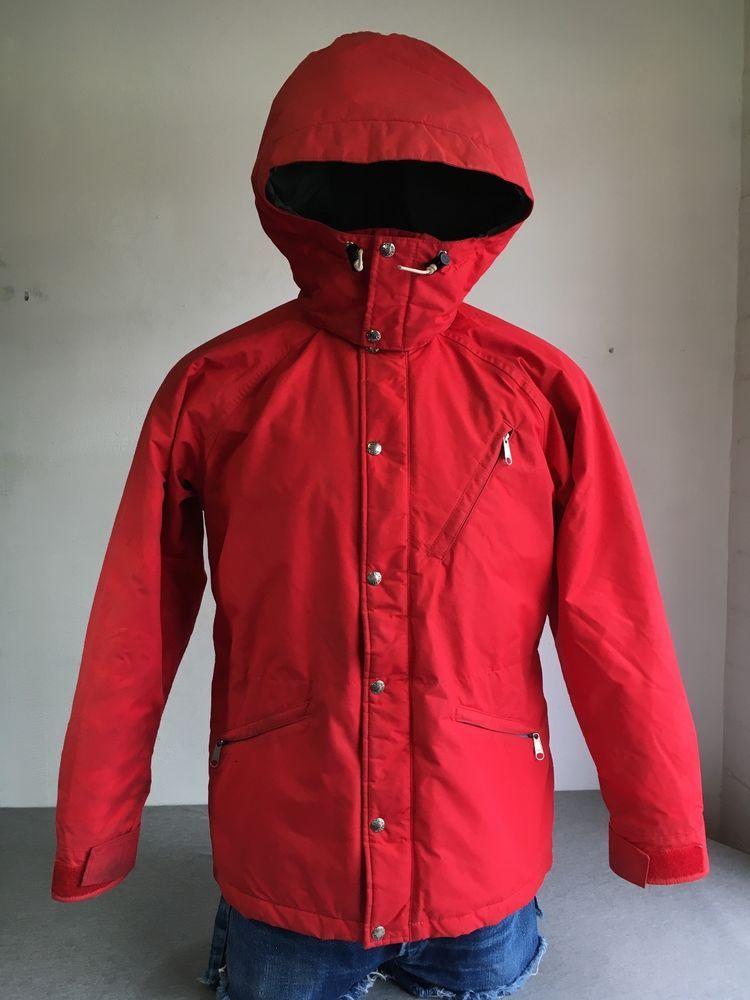 KAPPA double-sided reversible very warm men's hooded jacket nbtig