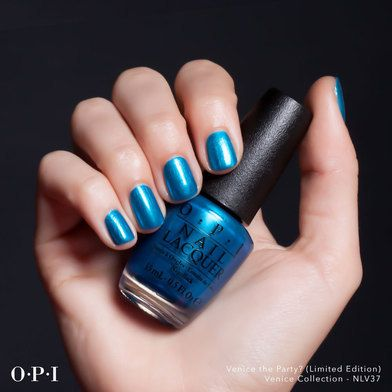 It's #friday night! #VeniceTheParty? #OPIVenice  Shade shown: Venice The Party? Shop now: opi.is/veniceparty