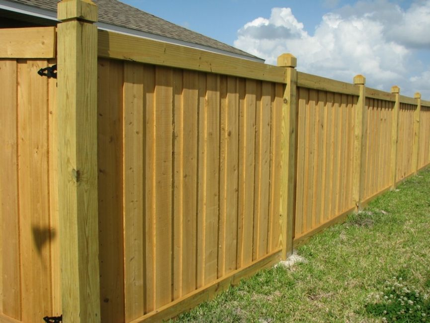 Mossyoakfences fence designs wood fences privacy fences mossyoakfences fence designs wood fences privacy fences capped workwithnaturefo