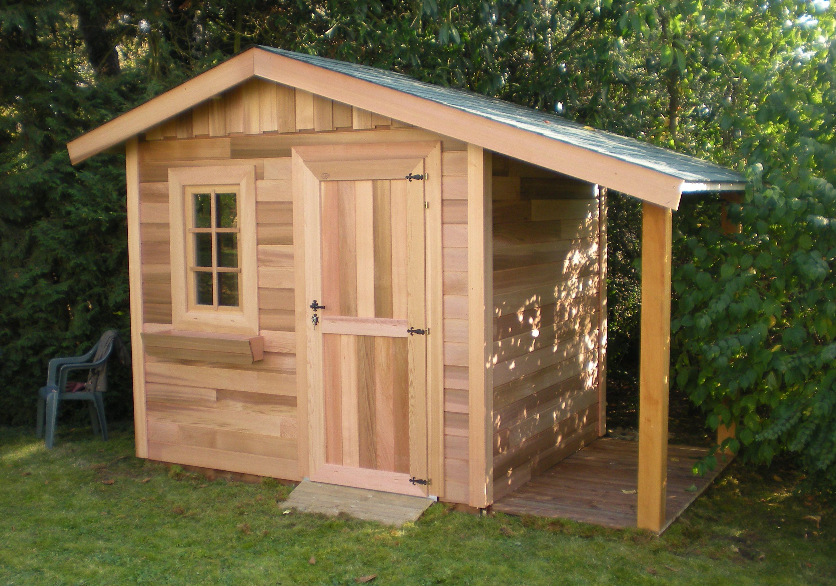 Prix Cabanon Bois : incroyable cabanon de jardin carrefour 4 carport bois ~ Premium-room.com Idées de Décoration