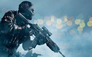 Hd Wallpaper Background Id 695906 Call Of Duty Ghosts Ghost Soldiers Call Of Duty