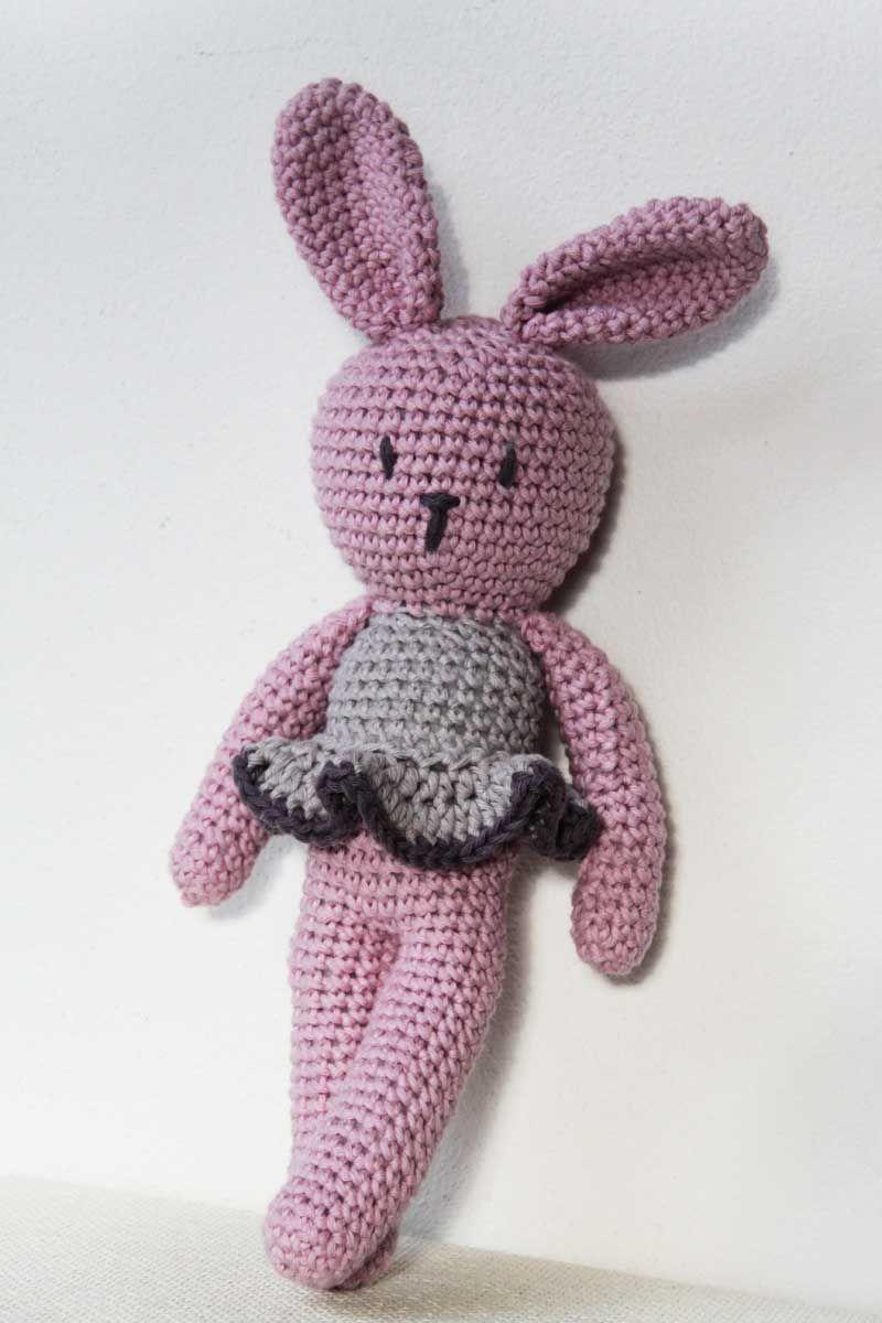 ec7bde1d951d Návod na háčkovaného králíčka