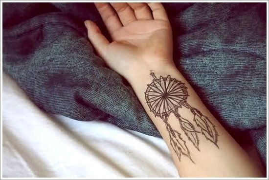 Dream Catcher Tattoo On Wrist Nowa Dreamcatcher & Mandala Temporary Tattoo  Tattoo Bohemian