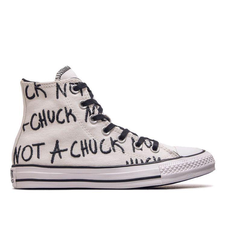 Converse Damen Sneaker Ctas Hi 165413 White Black Converse Damen Frauen Sneaker Sneaker