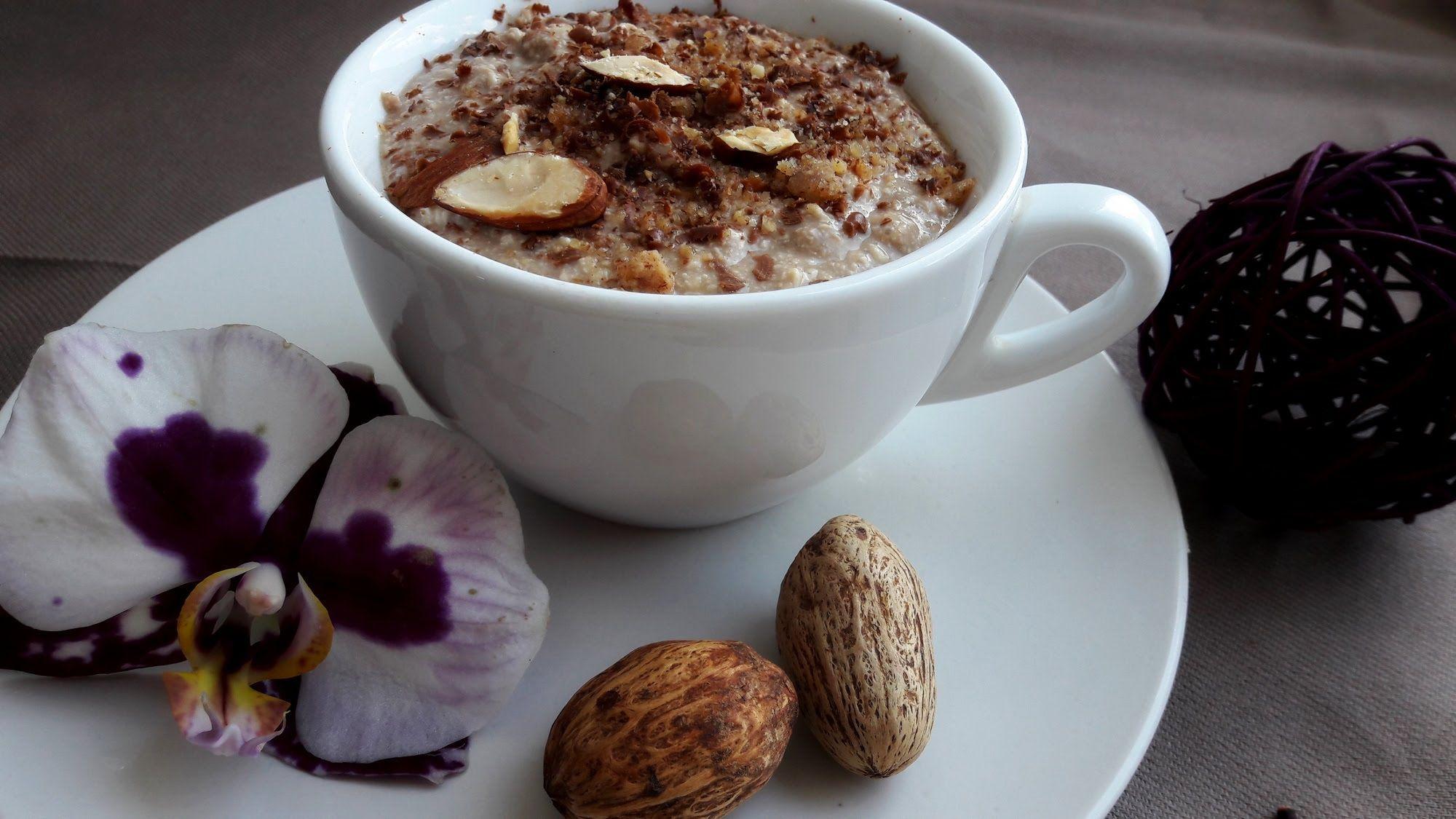 Вкусный десерт из творога с бананом и кофе. | Десерты ...