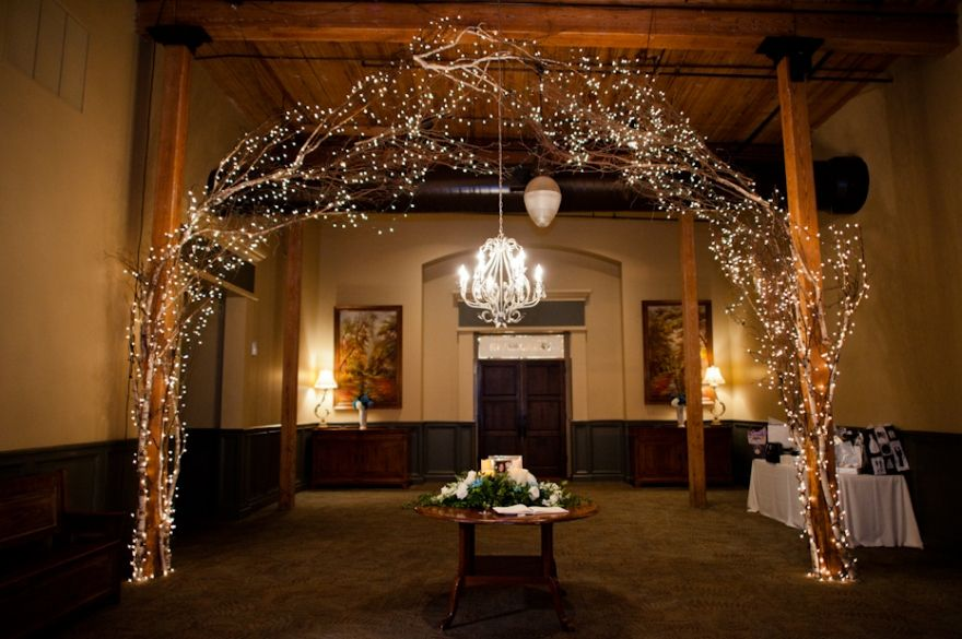 An Indoor Rustic Ceremony: Pin By Rebecca Enslein On Atlanta Georgia Wedding Venues