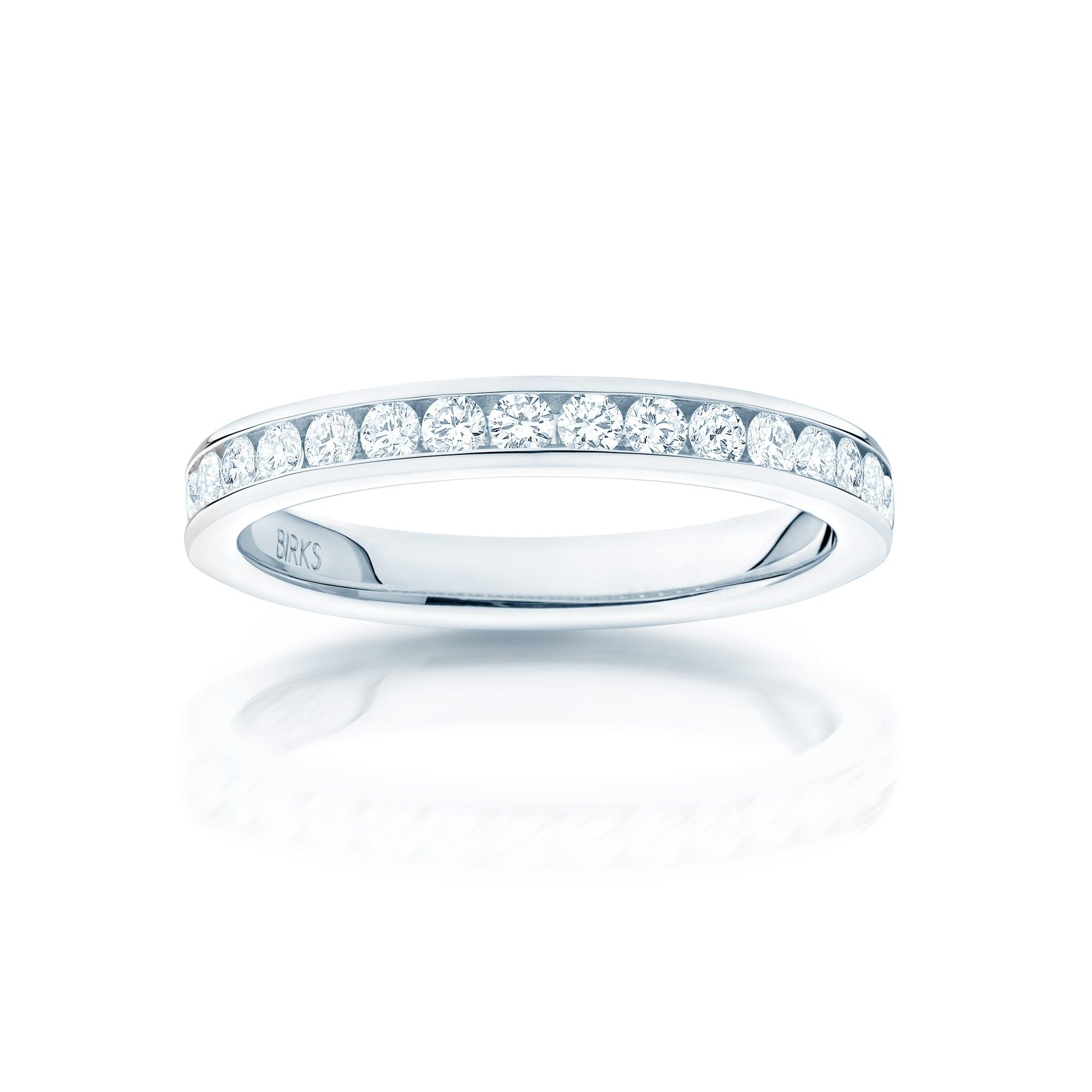 Birks Collections Diamond Wedding Band for Her Jewellery