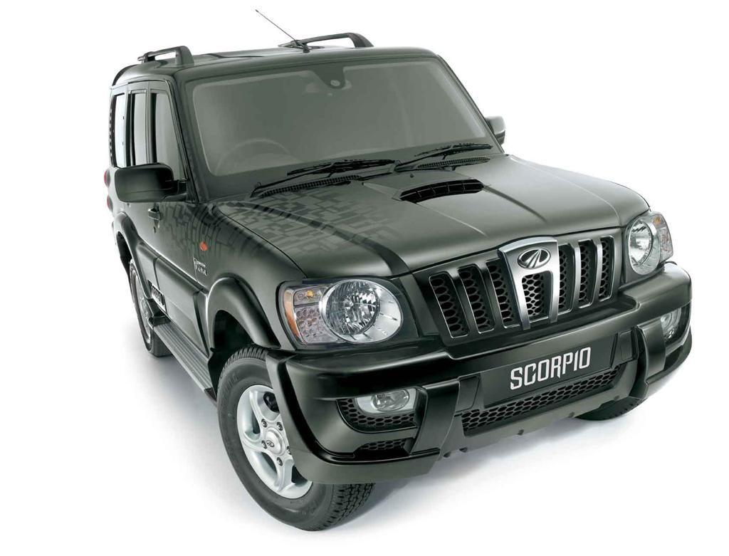 Rumor India Spec 2013 Mahindra Scorpio Suv Available In A New Sle