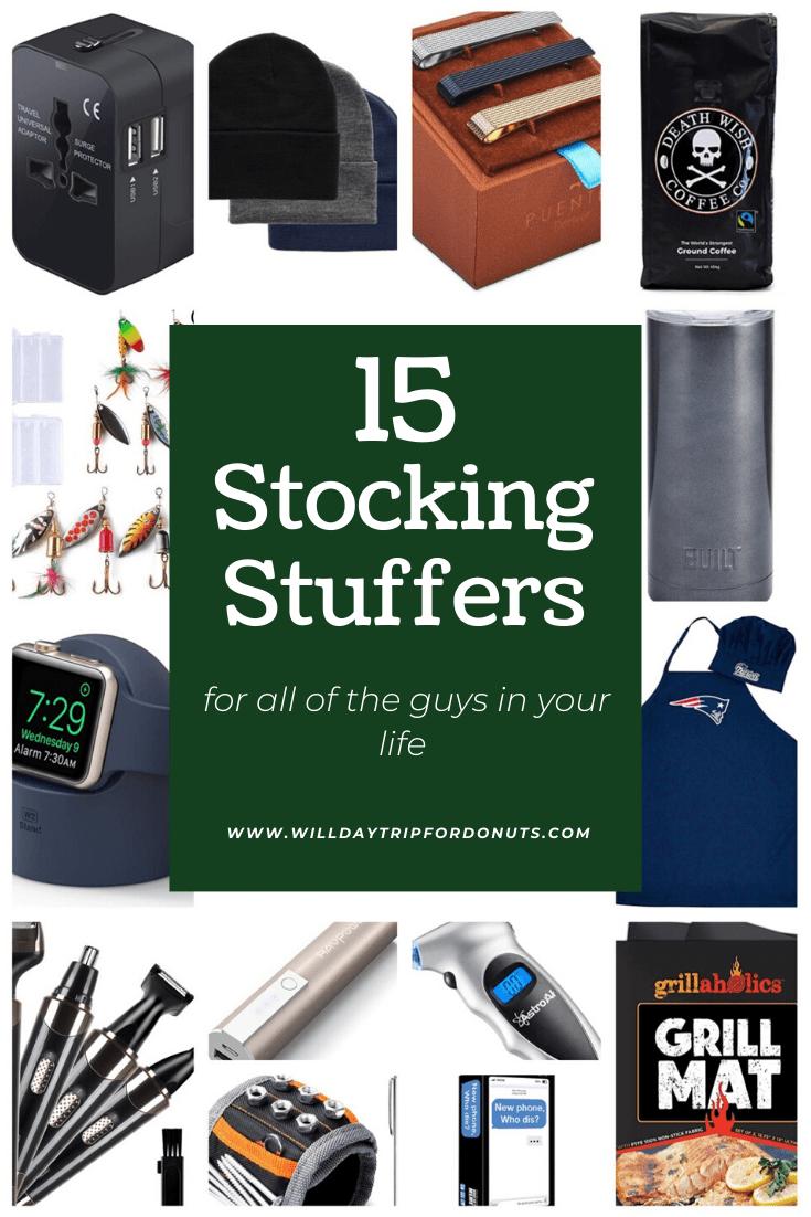 Stocking Stuffer Gift Guide For The Guys Under 20 Stocking