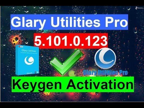 Glary Utilities Pro 5.101.0.123 + Portable + Key