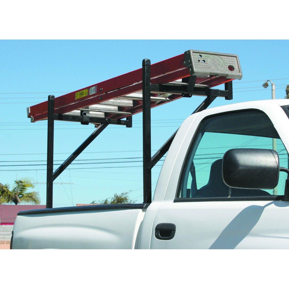 250 lb. Capacity Truck Ladder Rack Truck bed, Ladder