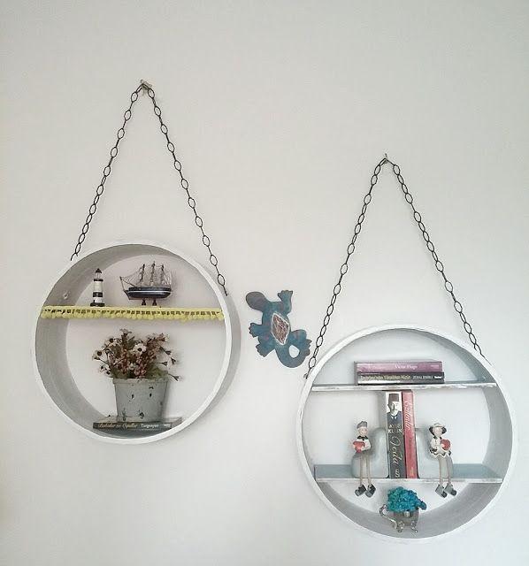 asortik.: Dekoratif Raf Yapımı (DIY)