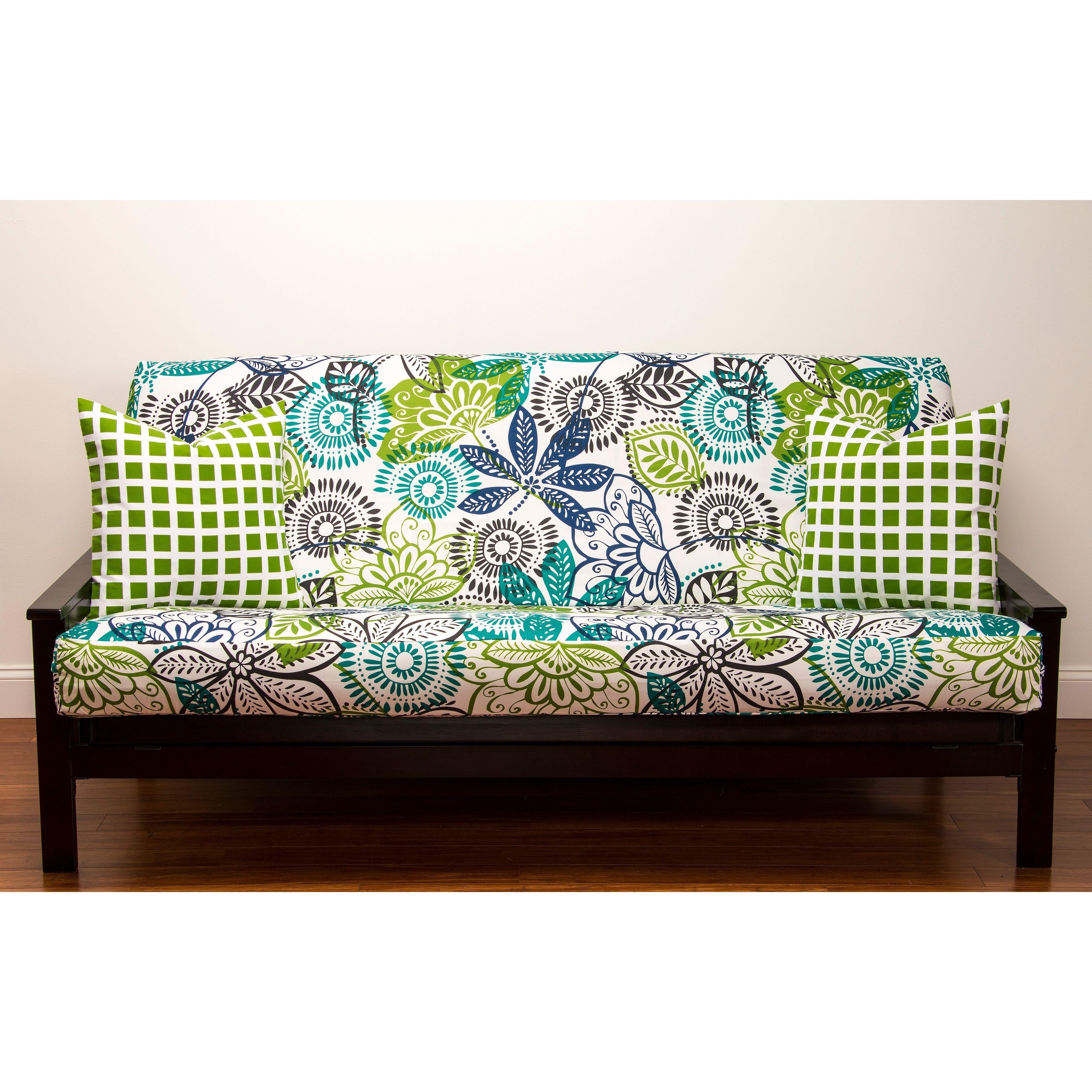 SIScovers Batik Print Fullsize Futon Cover Products Pinterest