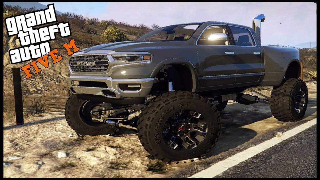 Latest Dodge Ram Gta 5 Roleplay My New 2020 Dodge Ram