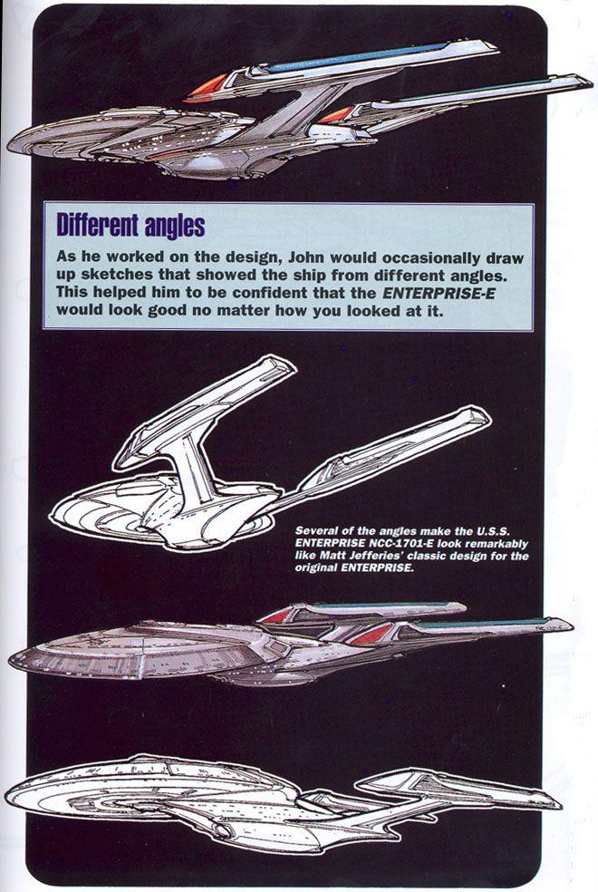 FSD: Starship Concept Art Designing the USS Enterprise NCC