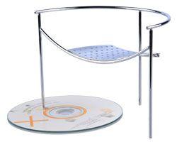 Mini Dr Sonderbar fauteuil miniature | Miniature Xo par Philippe Starck | Vente de mobilier design et décoration intérieure Starck avec Objects by
