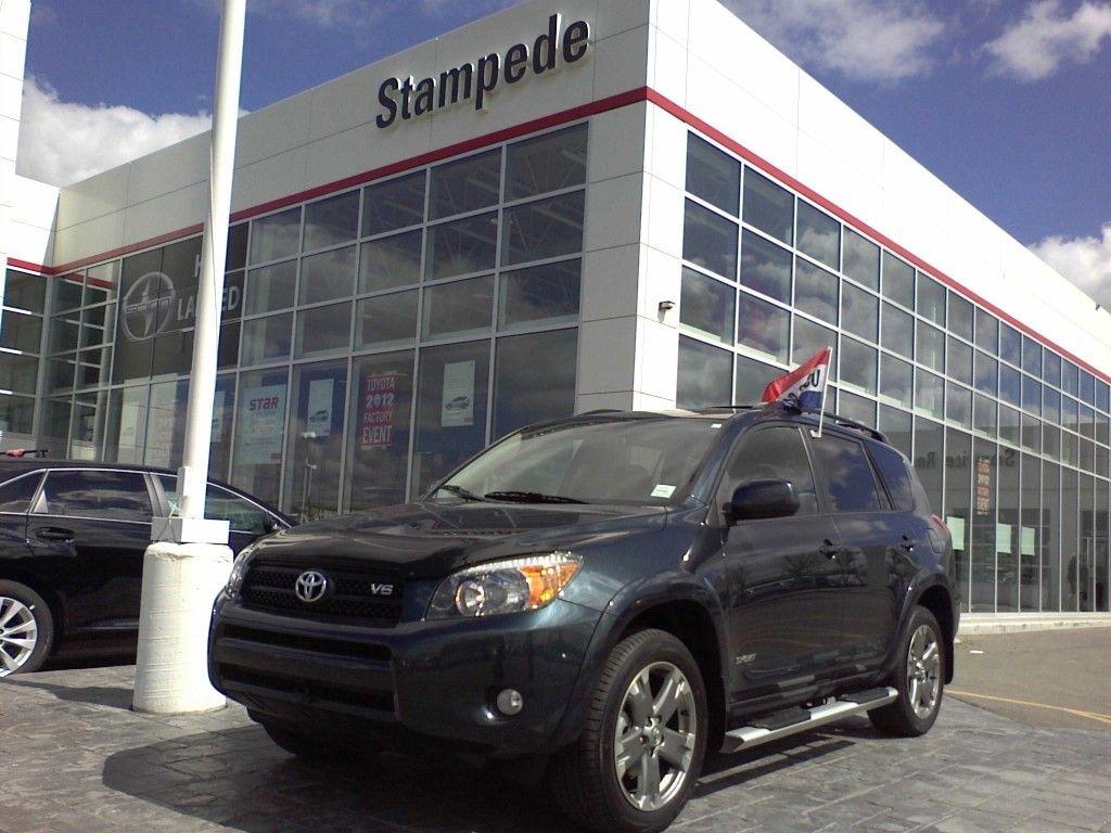 2008 Toyota Rav4 Sport V6 Sport Utility For Sale CALGARY