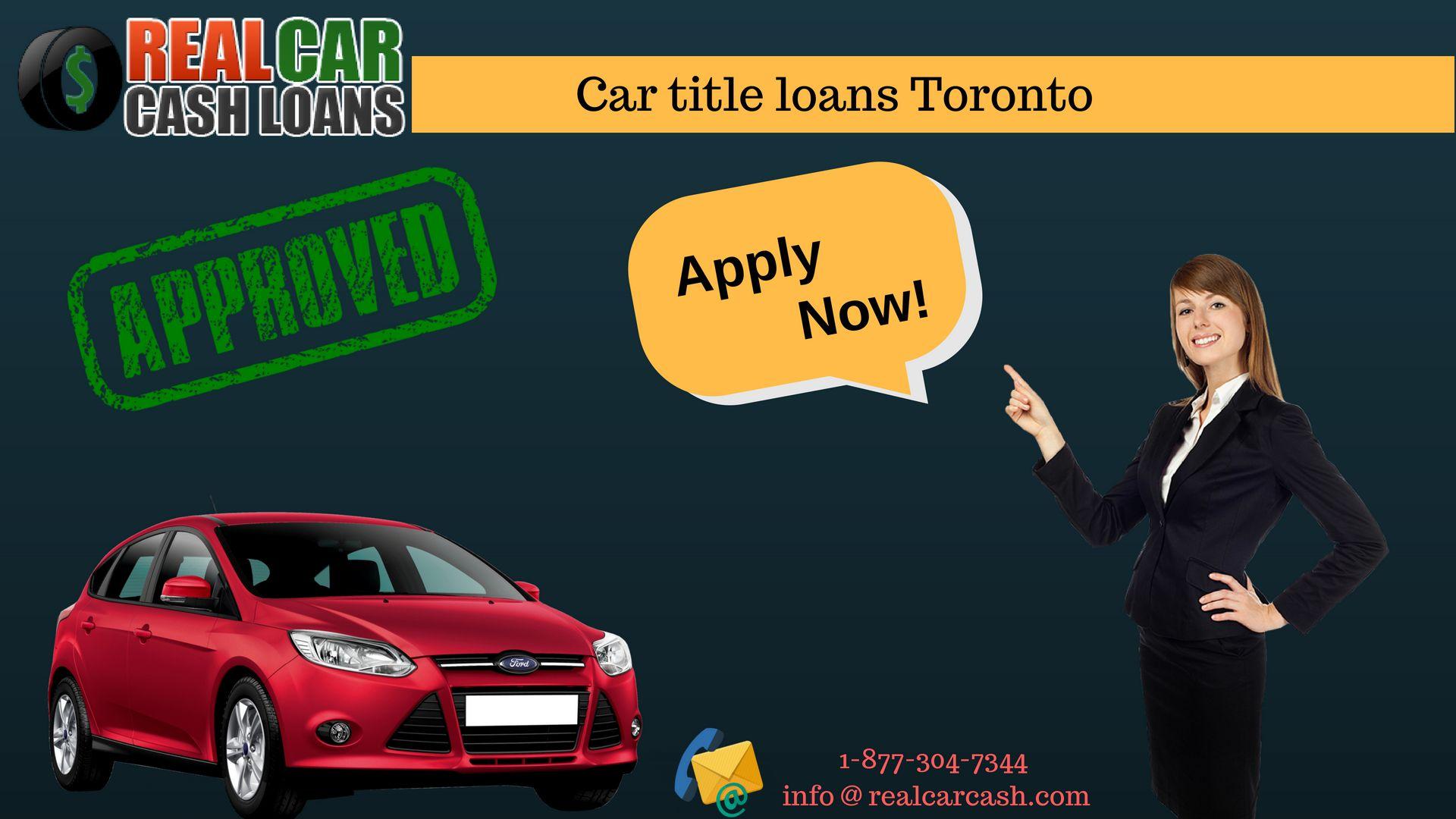 Guarantee No Credit Check Loan Car title, No credit
