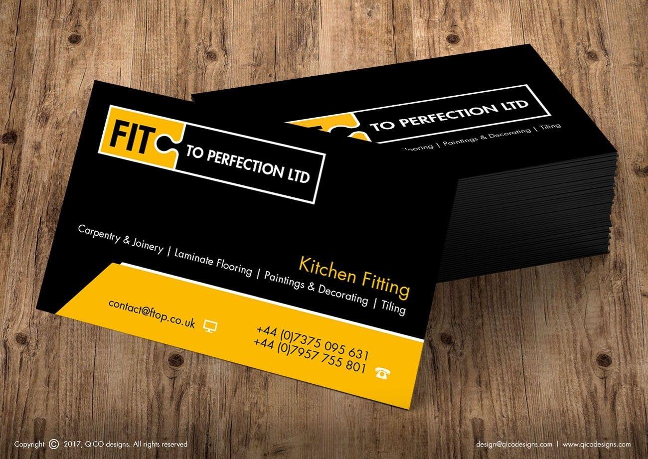 Ftp Logo Business Card Business Card Logo Cards Business Cards
