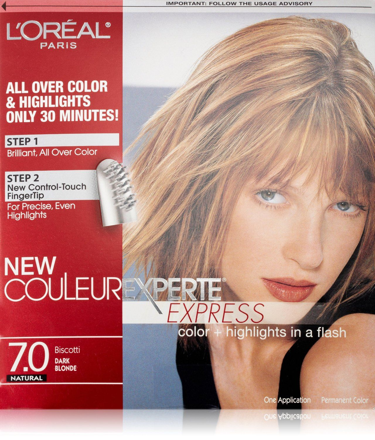 Couleur Experte Medium Blonde Toasted Coconut