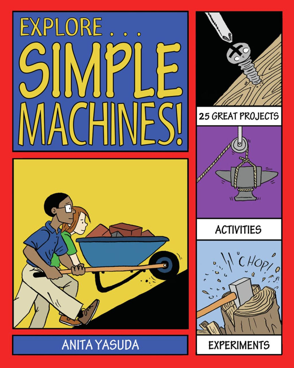 Explore Simple Machines Ebook
