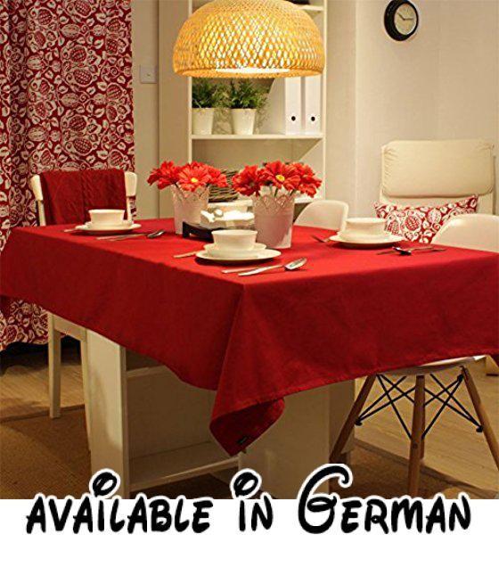 B0774M16SS  WFLJL tischdecke Im europäischen Stil Farbe Esstisch