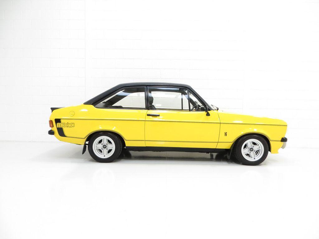og Ford Capri Mark 1 large steel sign 400mm x 300mm