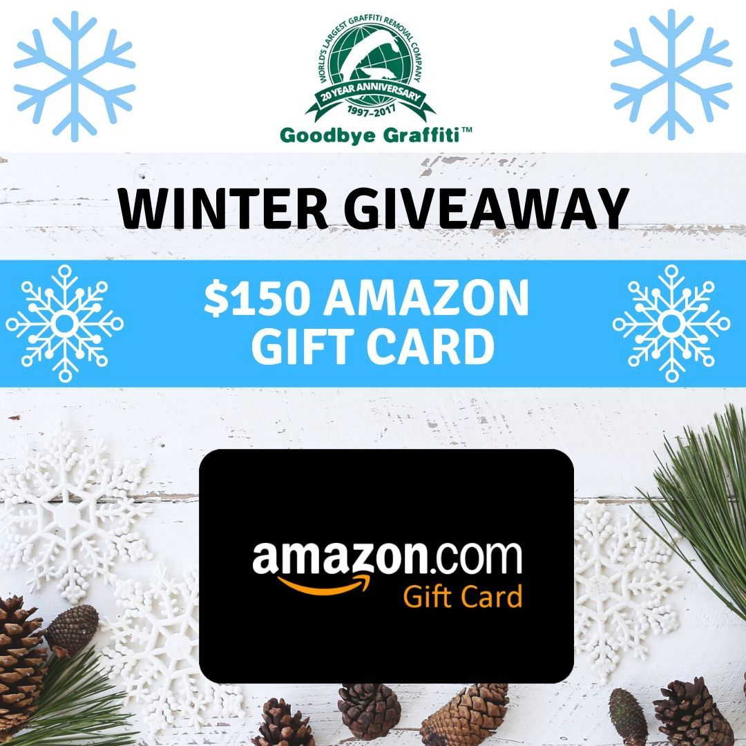 Enter for a chance to Win a 150 Amazon Gift Card in 2020