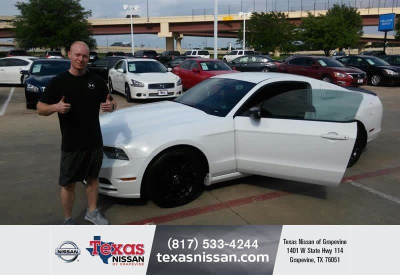Texas Nissan Of Grapevine Customer Review Got A Beautiful Car For