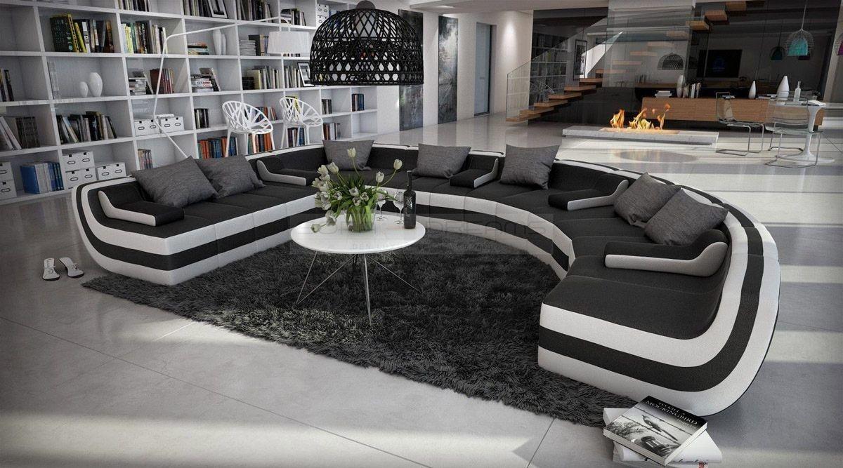 Die Perfekte #LuxusSofa Garnitur Für Einen Gemütlichen Abend Mit Freunden.