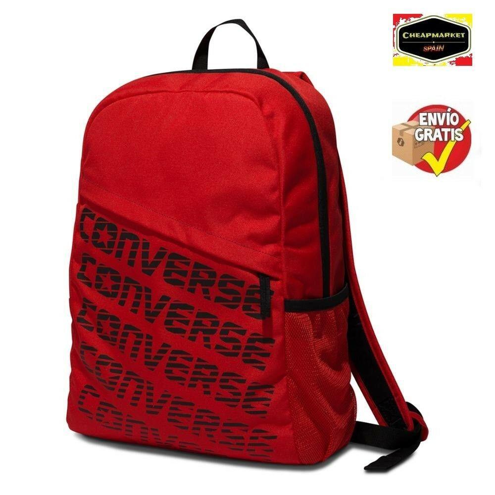 mochila colegio converse