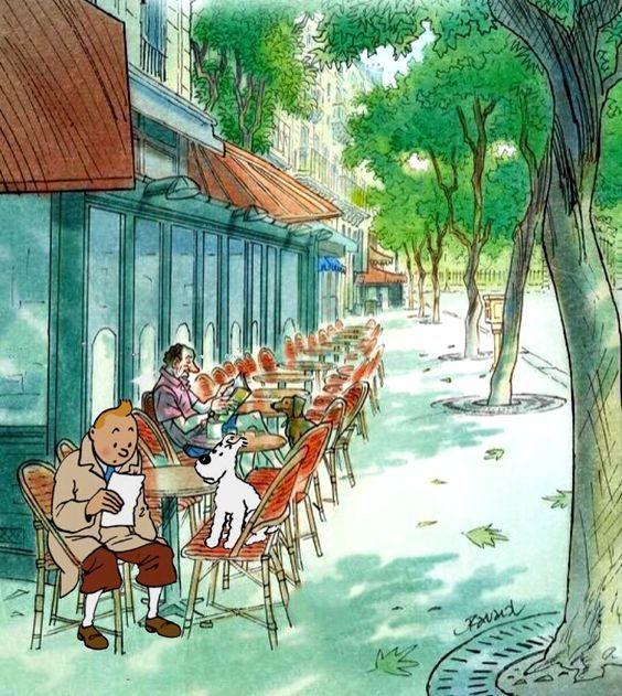 Epingle Par Duke Ofparts Sur Kuifje Dessiner Tintin Herge Bd Tintin