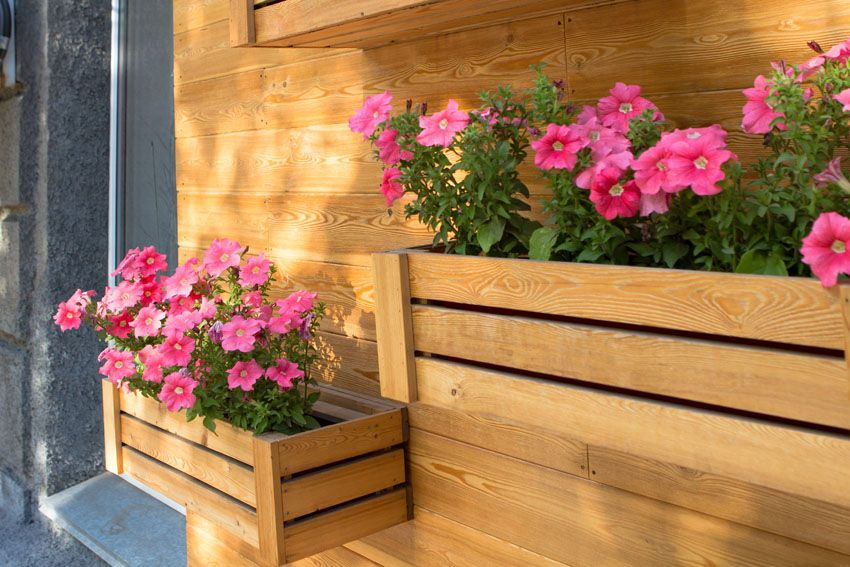 45 beautiful fence planters decorate your garden fence