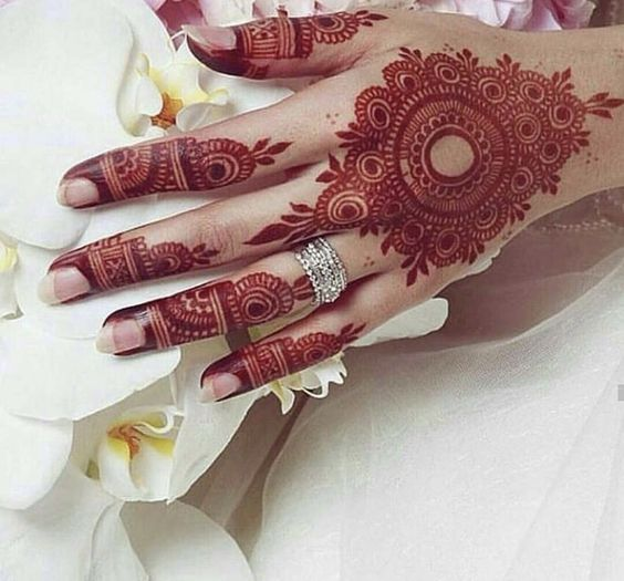 Arabic mehndi designs for back hands also attractive cone rh pinterest