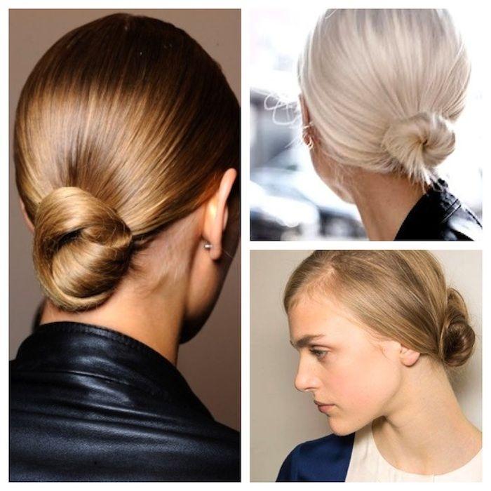 Hair How-To: Stylish Low Bun